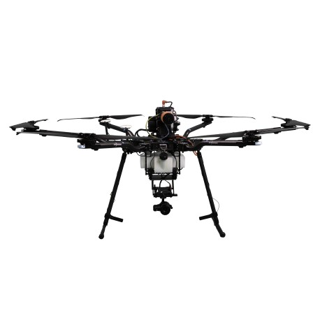 AeroHyb Hexacopter