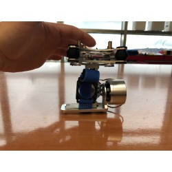 Gimbal Brushless 2 Axis Gopro 3 y 4