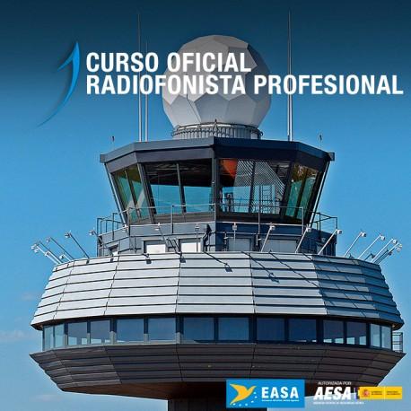 Pack Curso Oficial Piloto Profesional + Curso Radiofonista