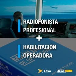 Pack Radiofonista + Operadora
