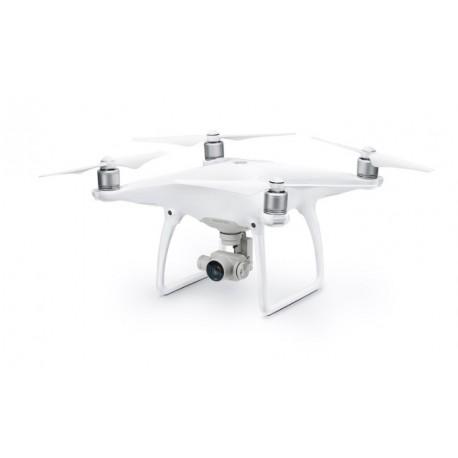 DJI Phantom 4 es la cámara aérea más inteligente jamás creada por DJI. Capaz de volar inteligentemente con un toque, crear