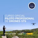 Certificado Oficial Piloto Profesional de Drones AESA