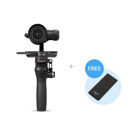 Osmo Raw Combo + Extra Ssd